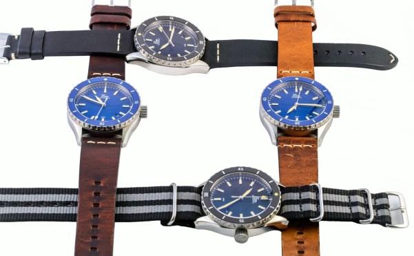 Eza Watches Sealander