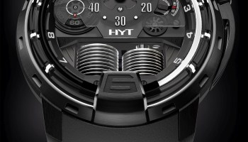 HYT H1 Ghost Limited edition watch