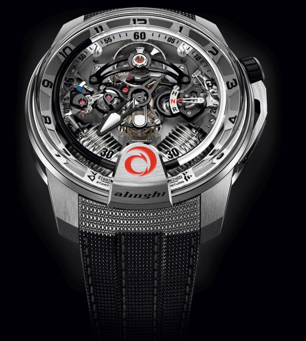 HYT H2 Alinghi Limited Edition