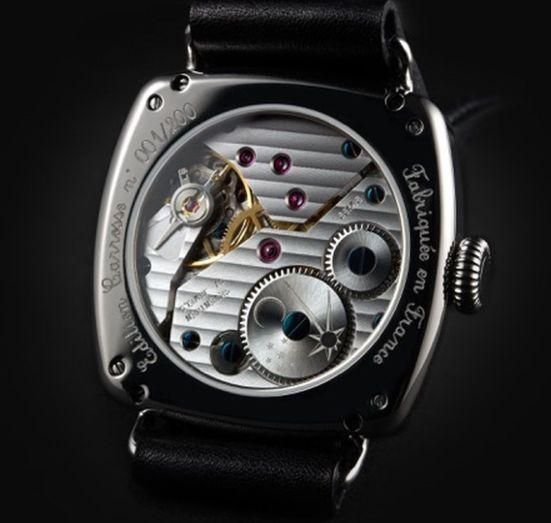 OLIVIER JONQUET watch movement