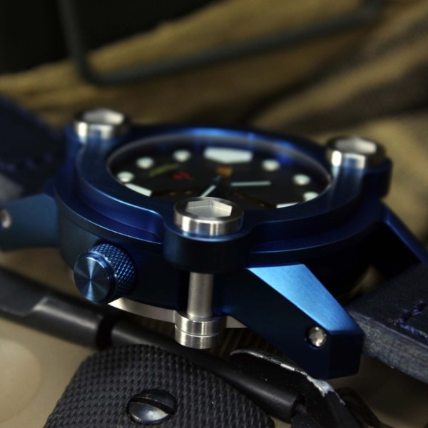 DELTAt NBS automatic dive watch