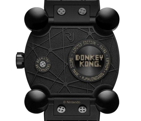RJ-Romain Jerome Donkey Kong
