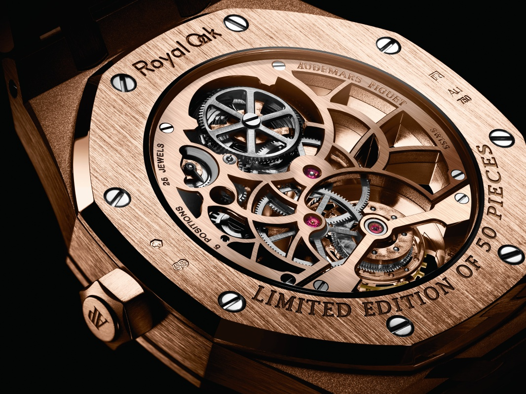 989057cab9a Audemars Piguet Royal Oak Tourbillon Extra-Thin Open Worked