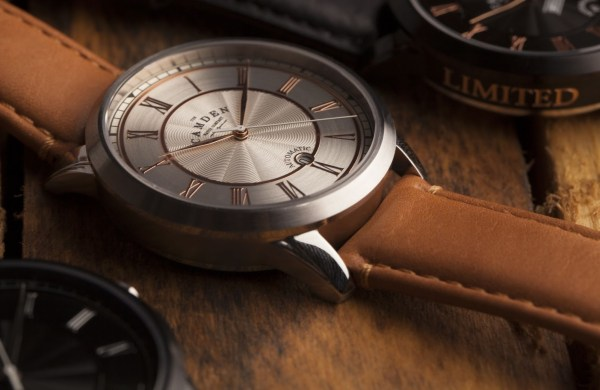 The Camden Watch Company No.29 Automatic watch