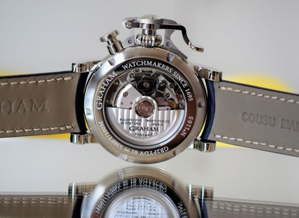 raham Chronofighter Chronofighter Vintage Nose Art Festive Special watch
