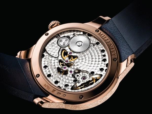 Audemars Piguet New Millenary watch case back