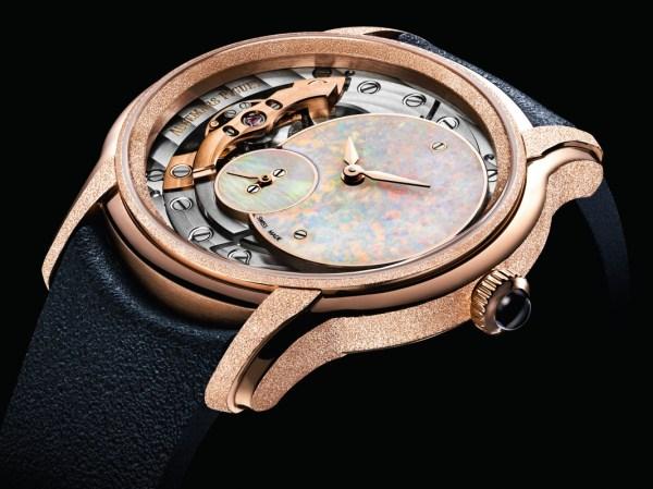 Audemars Piguet New Millenary watch for ladies