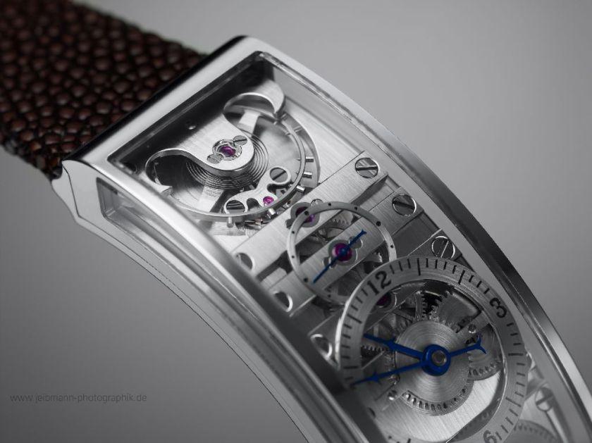 Eva Leube watch