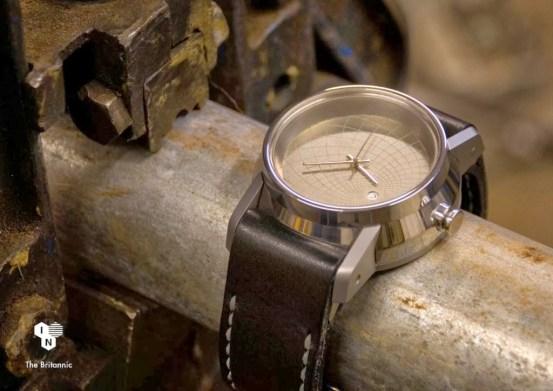 Industrial North Design Watches The Britannic
