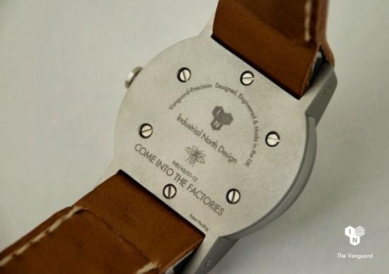 Industrial North Design Watches
