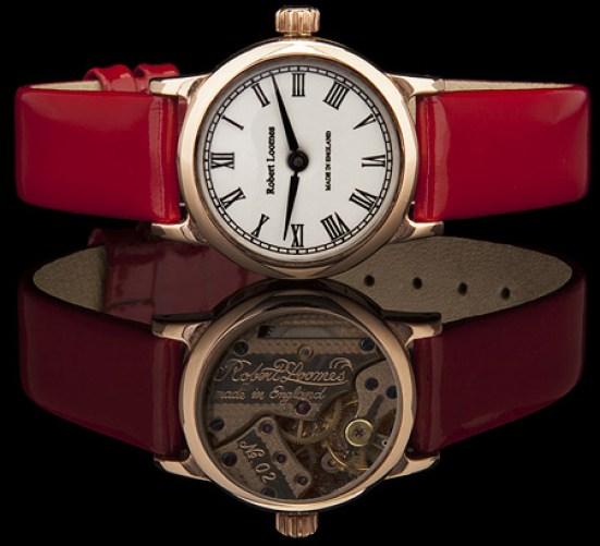 Robert Loomes Red Robina watch