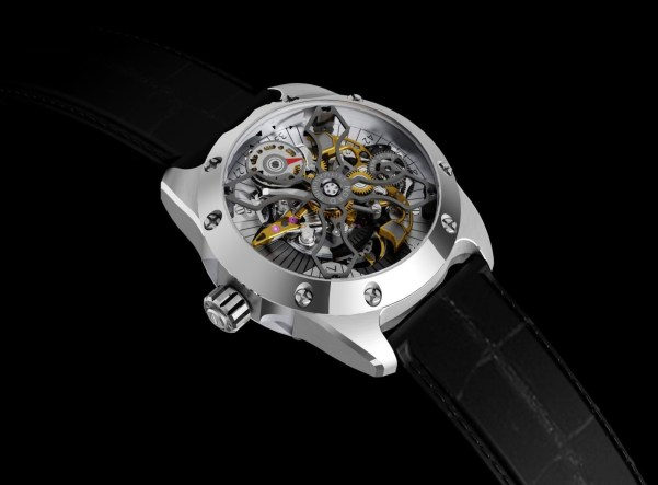 Nord Zeitmaschine Crossnroll watch