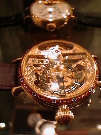 HEBDOMAS 8 days watch collection