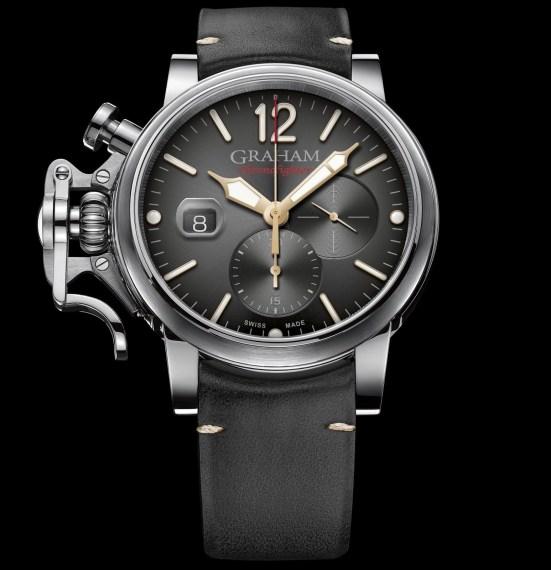 GRAHAM Chronofighter Grand Vintage watch