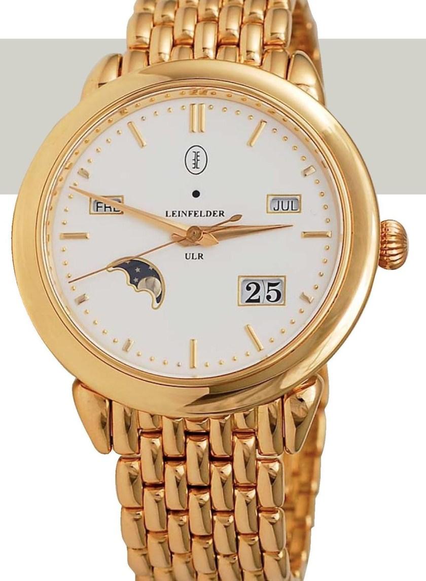 Leinfelder Uhrenmanufaktur watch
