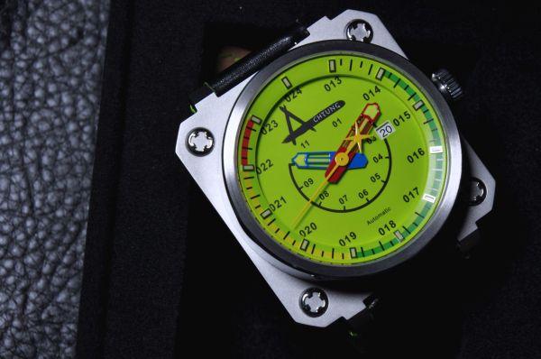 ACHTUNG Aviatorē Automatic Watch Collection