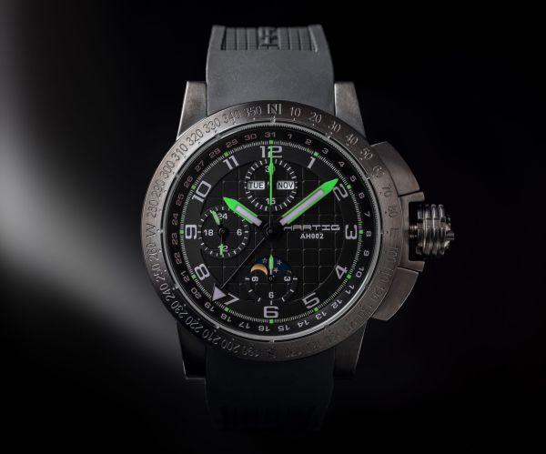 Hartig AH002 mechanical chronograph