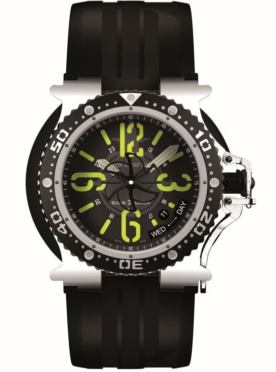 Aquanautic King 3 Hands - King Subcommander and King Subdiver