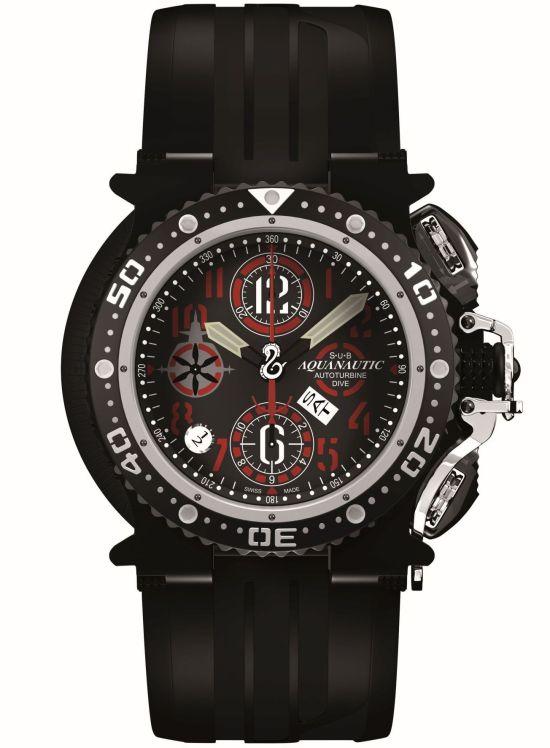 Aquanautic King Chrono diving watch