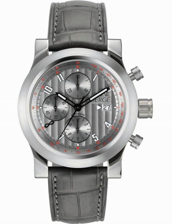 Gergé Swiss Timepieces - Metropolis Types-M1 and M2