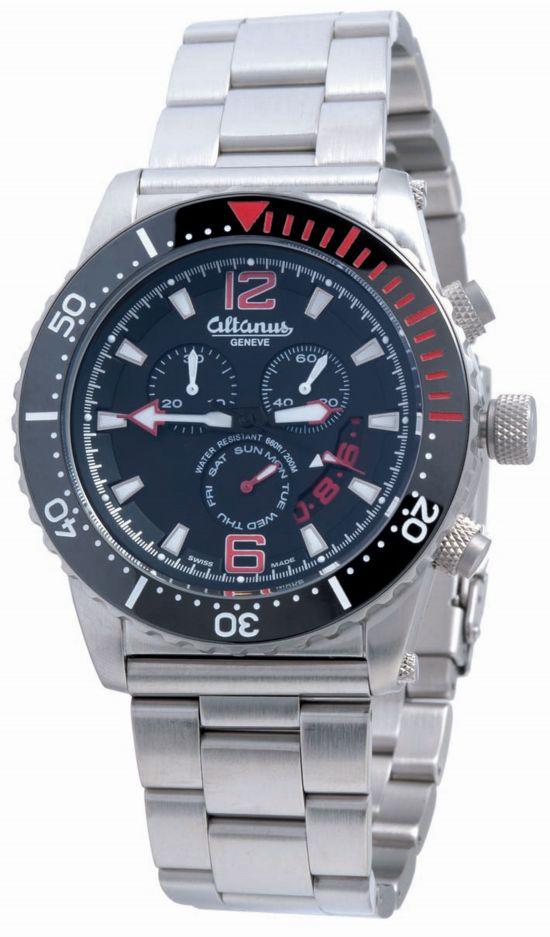 ALTANUS CHRONO DIVER watch