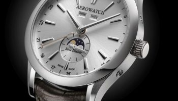 """Aerowatch """"Les Grandes Classiques Venus 203"""" Limited Edition watch - Ref. A 93955 AA01"""