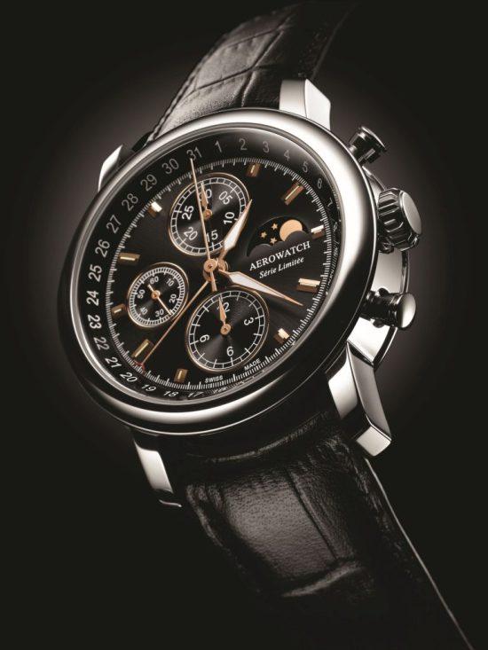 Aerowatch Renaissance Chronograph Automatic Limited Edition watch