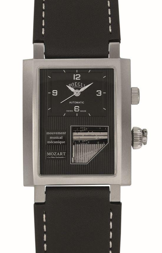 BOEGLI watch « GRAND FESTIVAL » Collection Edition 2008