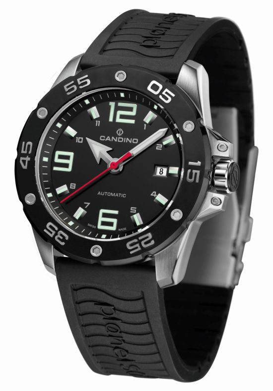 Candino Collection Sport PlanetSolar automatic watch C4453/2