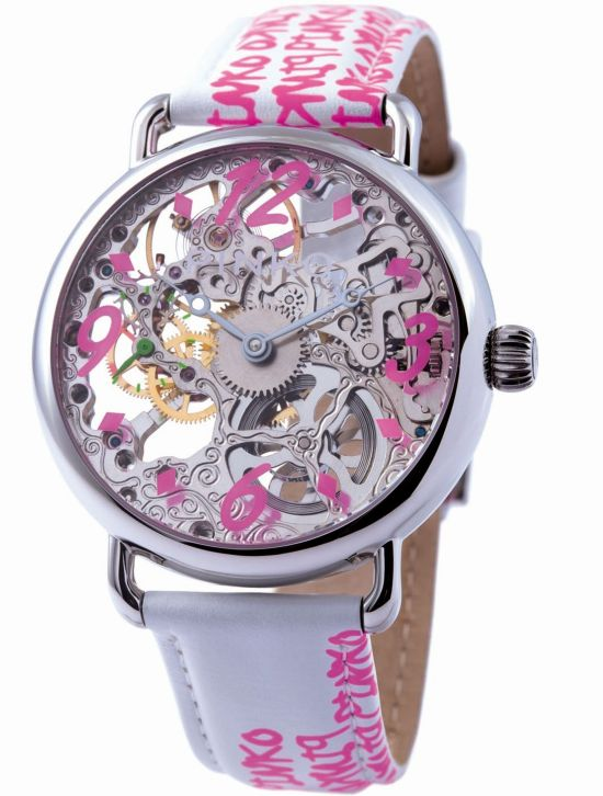 PINKO Watches Pianoforte Collection (pink model)