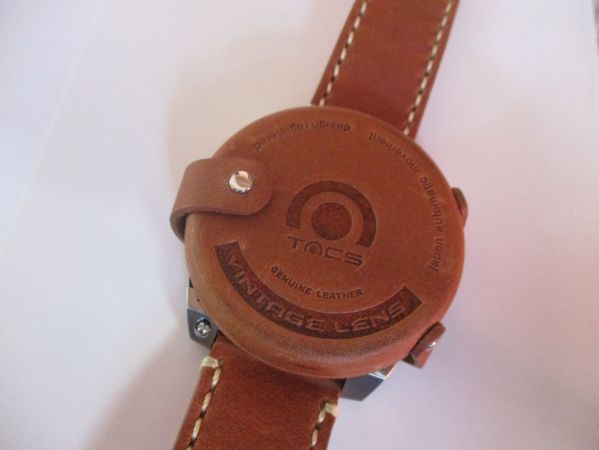 Hands on Review TACS AVL2 Automatic Vintage Lens 2 Watch