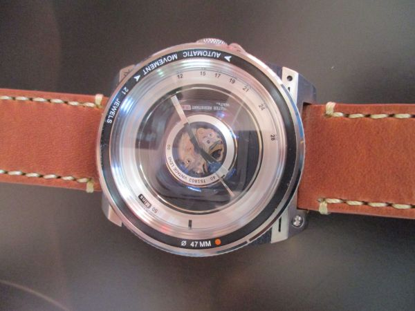 Hands on Review TACS AVL2 Automatic Watch