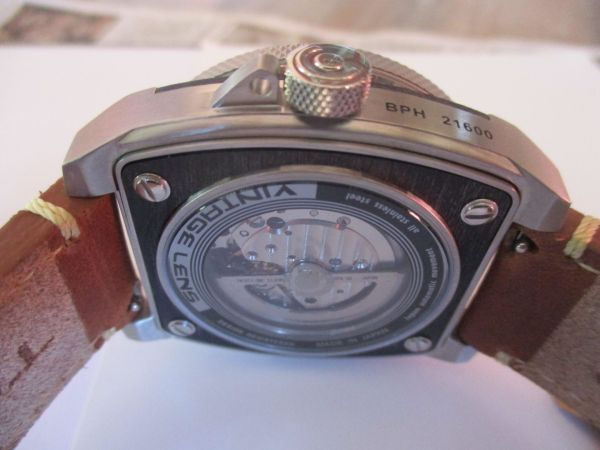 TACS AVL2 Automatic Vintage Lens 2 Watch