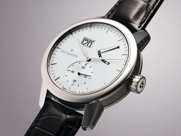 ZEITWINKEL 273° automatic watch