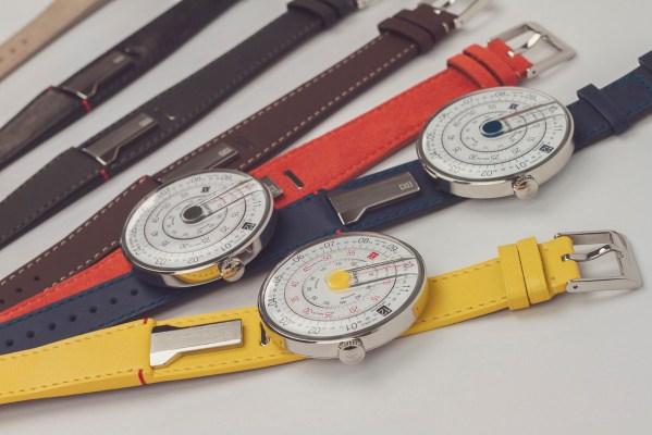klokers KLOK-01 watches