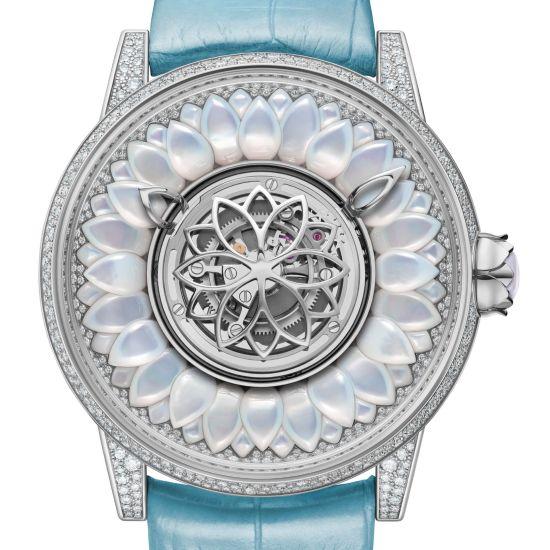 Beauregard Dahlia diamond set watch