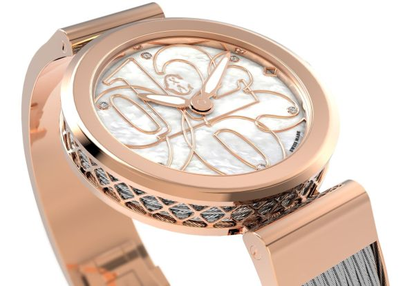 CHARRIOL 'FOREVER' JEWELRY-WATCH