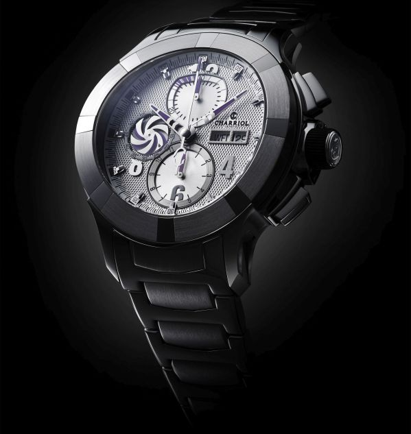 CHARRIOL Automatic Chrono GRAN CELTICA™ SuperSportS watch