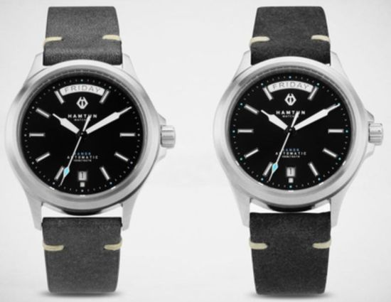 Hamtun Nanok watch