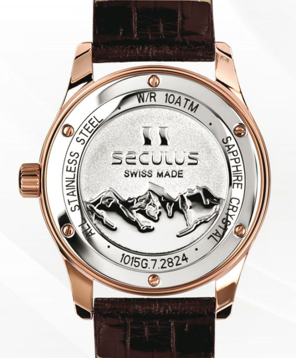 Seculus Ambassador swiss made automatic watch collection