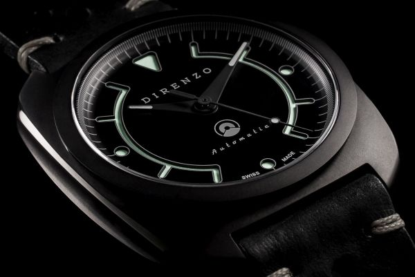 DIRENZO DRZ_02 Limited Edition automatic watch