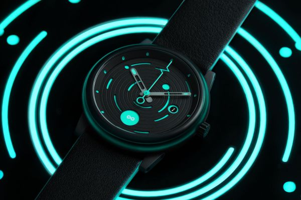 Divided By Zero watches Gamma series