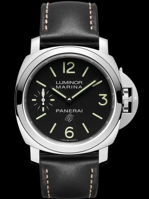 Panerai Luminor Marina Logo 3 Days Acciaio 44 mm, PAM 00776