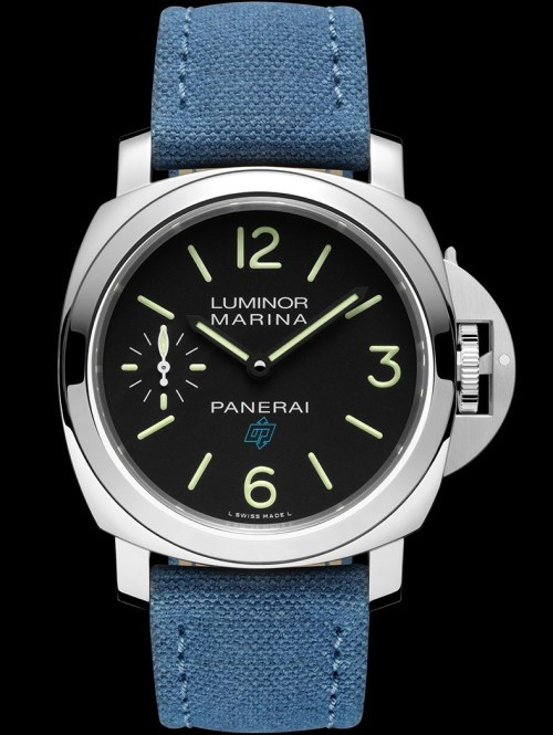 Panerai Luminor Marina Logo 3 Days Acciaio 44 mm, PAM 00777