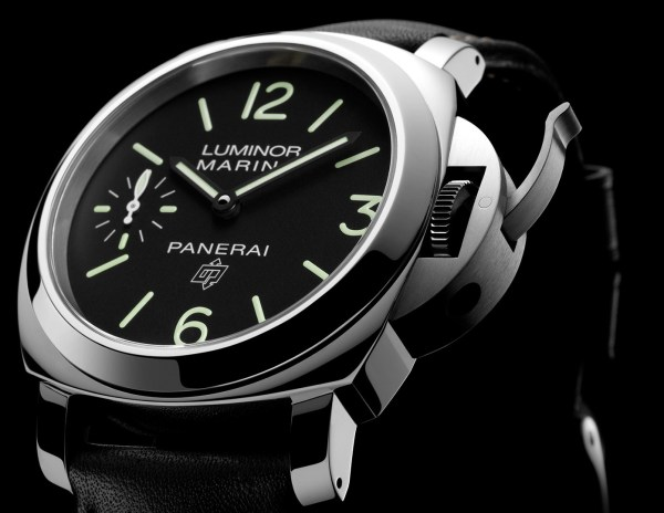 Panerai Luminor Marina Logo 3 Days Acciaio 44mm