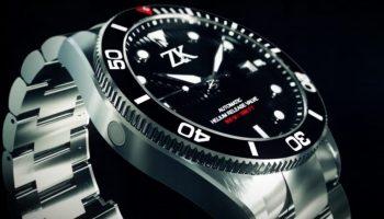 Zahnd & Kormann ZK No. 2 Automatic GMT / Diver Watch