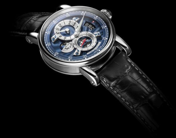 Chronoswiss Flying Regulator Night and Day Limited Edition watch