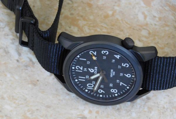 Hands on Review: Boldr Venture watch