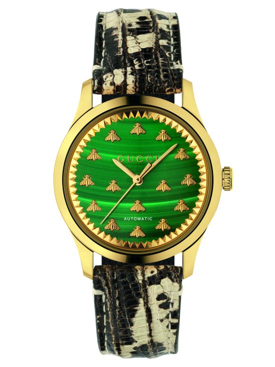8247fda650c ... black onyx stone dial and black alligator strap