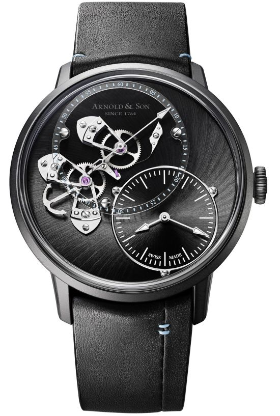Arnold and Son DSTB Only Watch 2019 Unique Piece